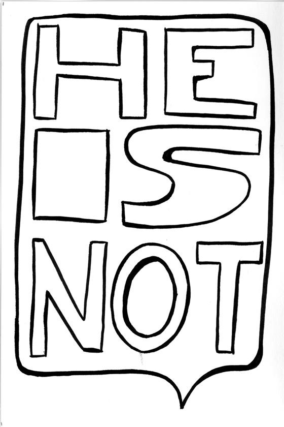 Kora Junger – #003_12_09_1131, 14,8 x 10 cm, ink on paper, 2009