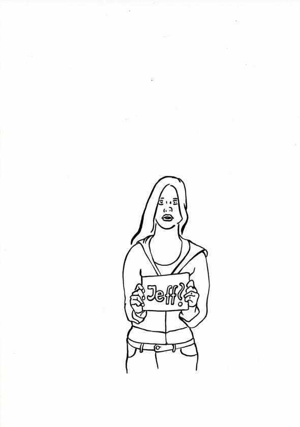 Kora Junger – #010_01_07_1068, 29,7 x 21 cm, ink on paper, 2007