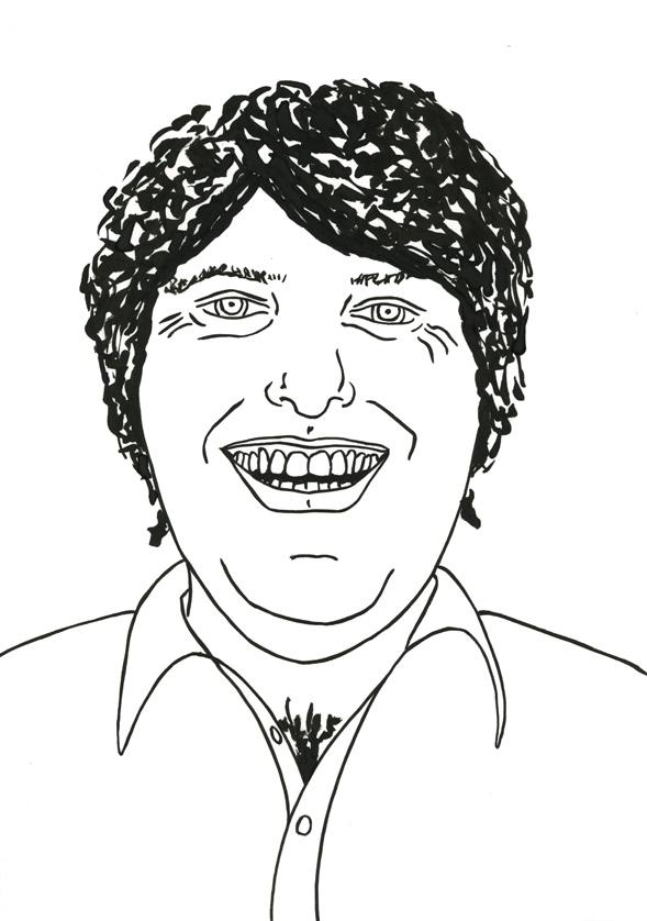 Kora Junger – #010_03_07_1070, 29,7 x 21 cm, ink on paper, 2007