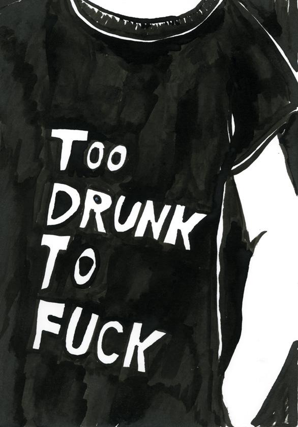 Kora Junger – #010_09_07_1076, 21 x 14,8 cm, ink on paper, 2007