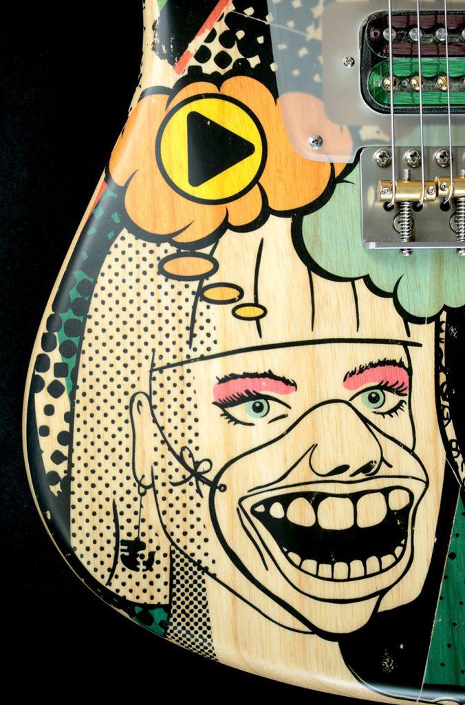 Kora Junger – The Deimel Firestar Artist Edition »Together«