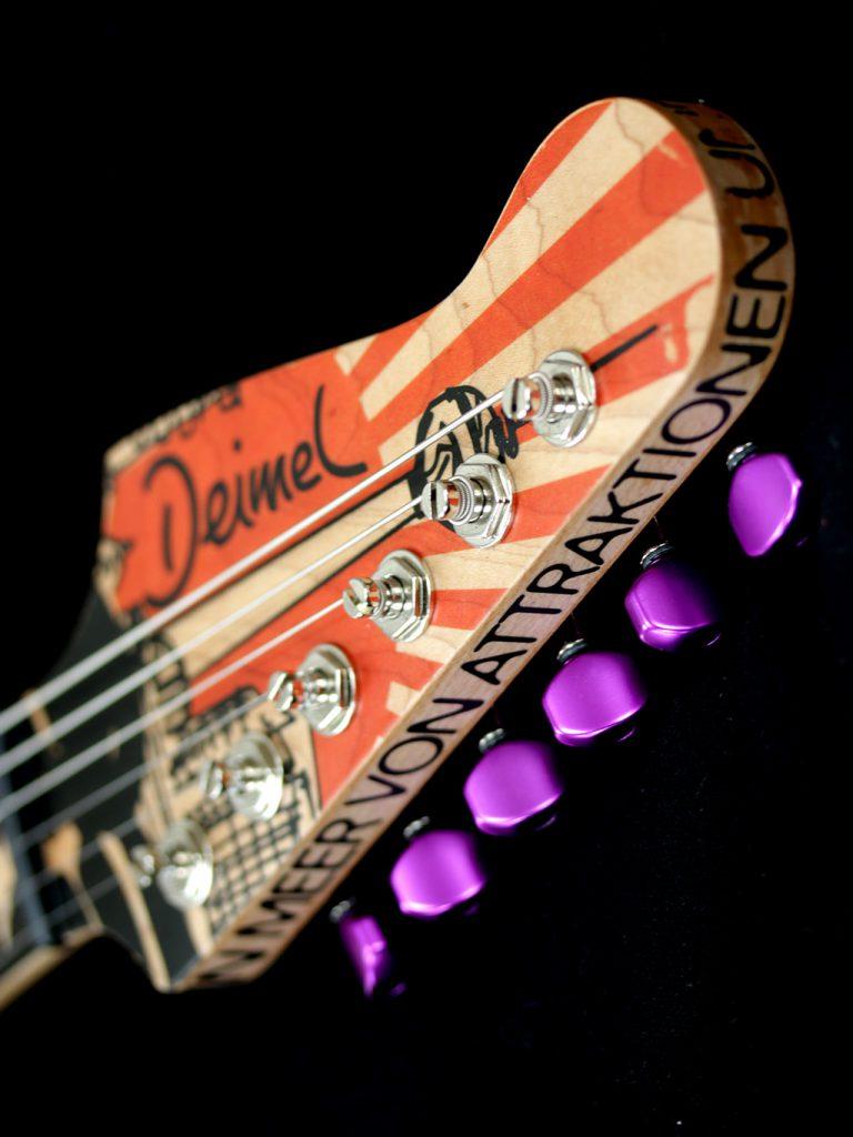 Kora Junger – The Deimel Firestar Artist Edition »Berlin Tonight«
