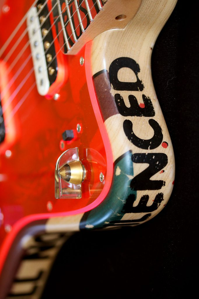 Kora Junger – The Deimel Firestar Artist Edition »Resistance«