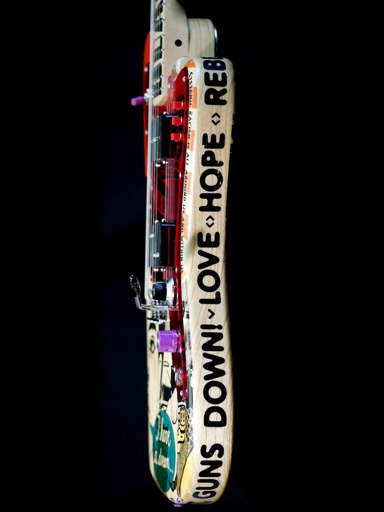 Kora Junger – The Deimel Firestar Artist Edition »Black Lives Matter«