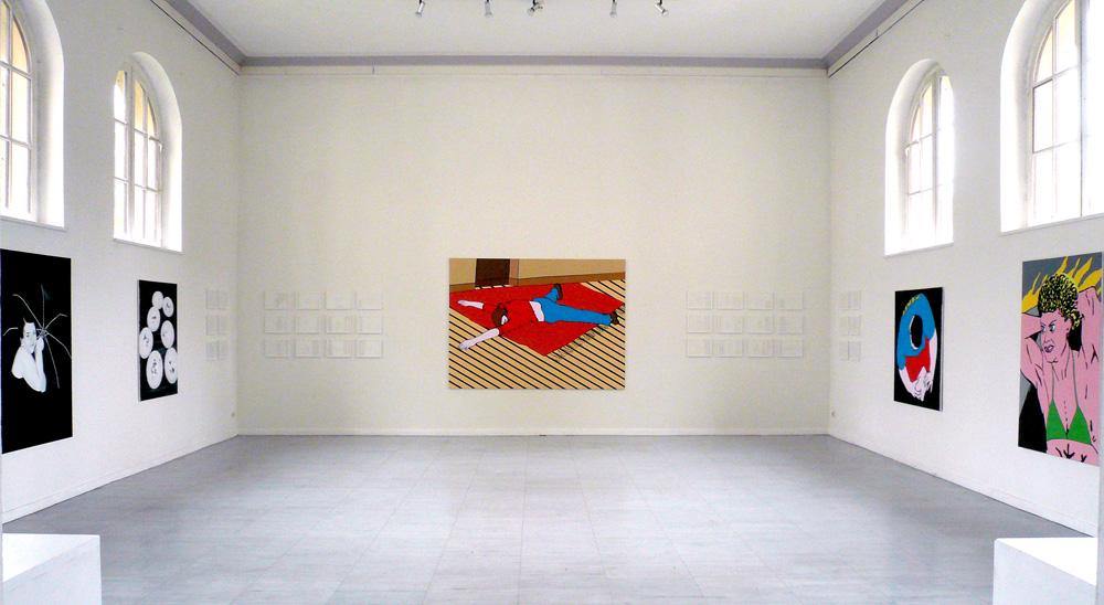 Kora Junger – Home Run, Leopold-Hoesch-Museum, Düren
