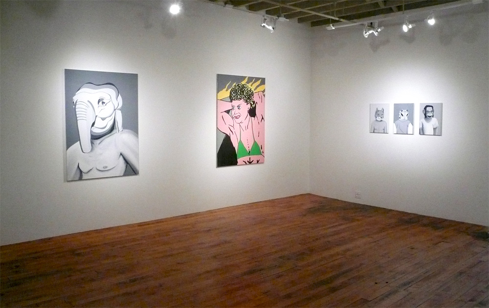 Kora Jünger, Jason Rulnick Gallery, New York