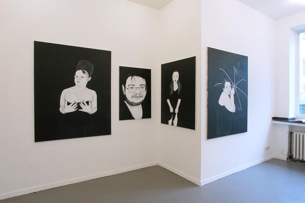 Kora Junger – Gotta Know Jack, Galerie Reimann Le Bégue, Düsseldorf